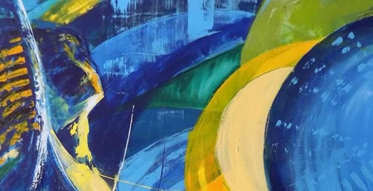 Las pinturas de Pausa… y a volar