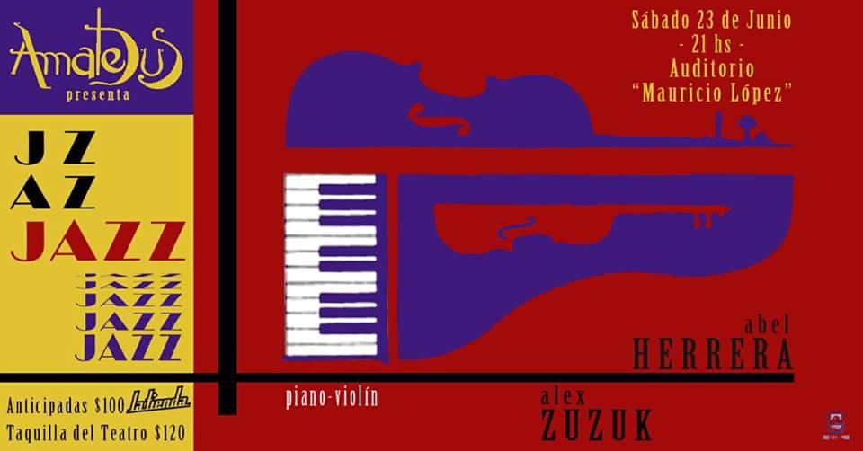 Noche de Jazz en el Auditorio Mauricio López