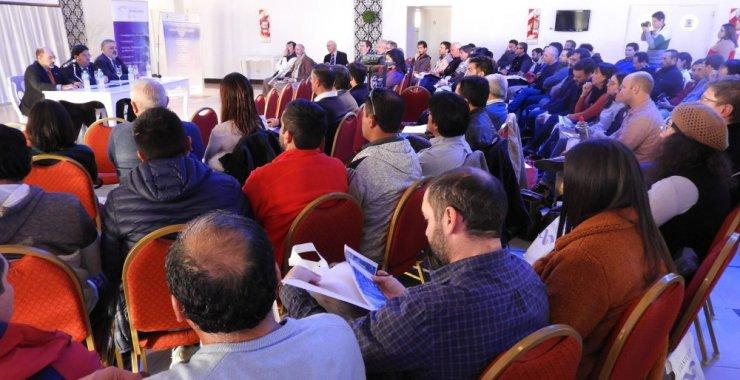 Realizan la primera Jornada Regional de Cemento y Hormigón