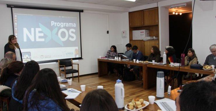 Avanzan en acciones para la implementación del programa NEXOS