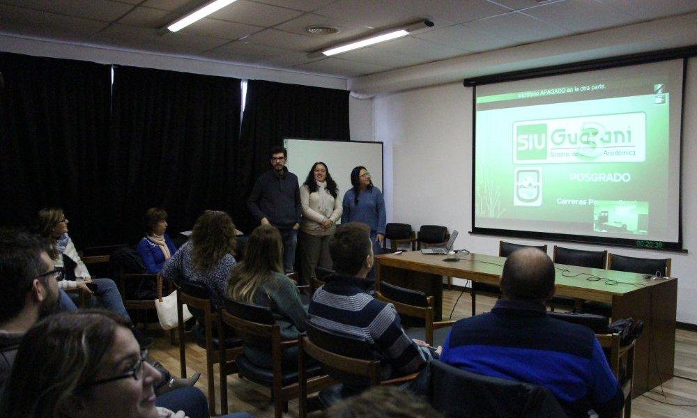 Implementación de una nueva versión del SIU Guaraní