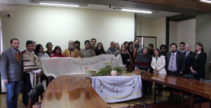 Interculturalidad con el Pueblo Nación preexistentes Huarpe Pinkanta