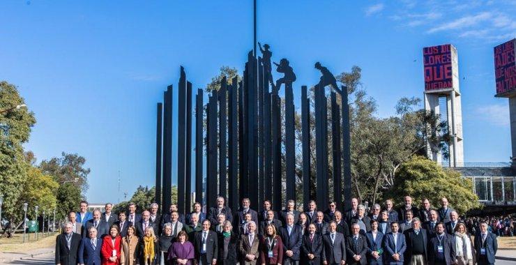 Plenario de Rectores extraordinario en el marco de la CRES 2018