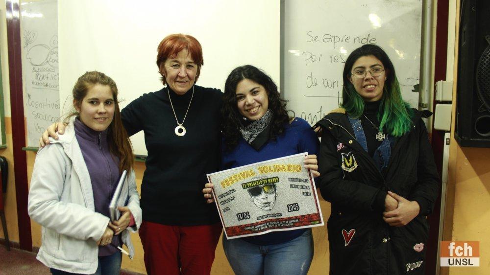 Campaña solidaria para alumnos con discapacidad visual