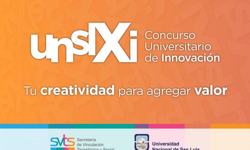 """UNSL por i"" concurso universitario de innovación"