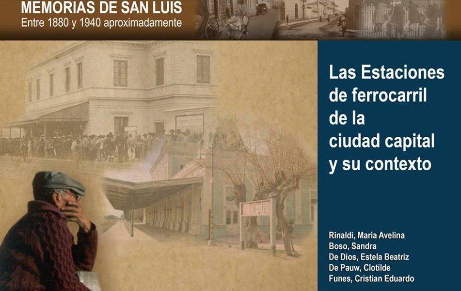 Un libro de la Editorial UNSL se obsequiará en el aniversario de San Luis