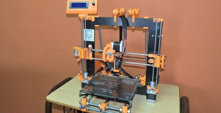 Donarán una impresora 3D a una escuela de Villa Mercedes