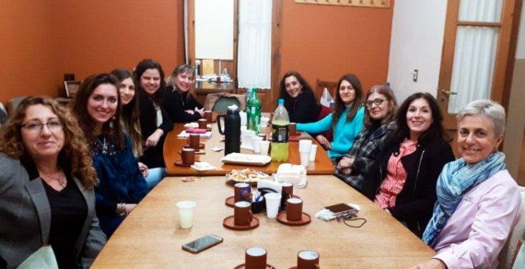 Realizaron la primera reunión del Programa Mujeres en Ingeniería