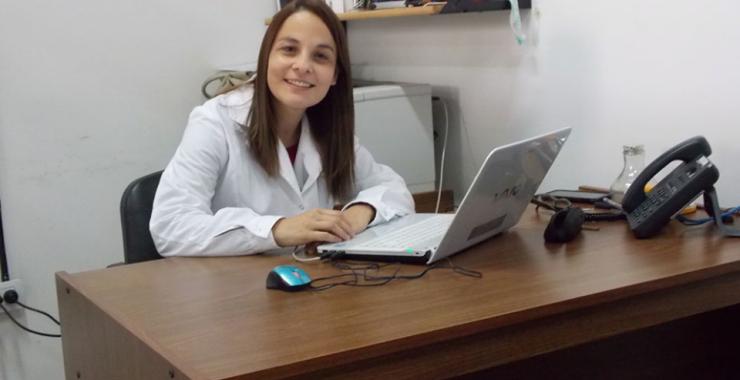 """La Dra. Soledad Cerutti fue distinguida como Ciudadana """"Ejemplo a Seguir"""""""