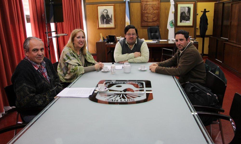 La Universidad se unirá a la difusión de las actividades en Quijadas