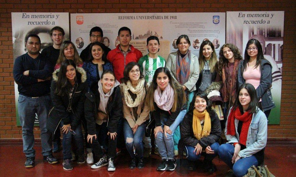 Cada vez más estudiantes extranjeros eligen hacer su movilidad en la UNSL