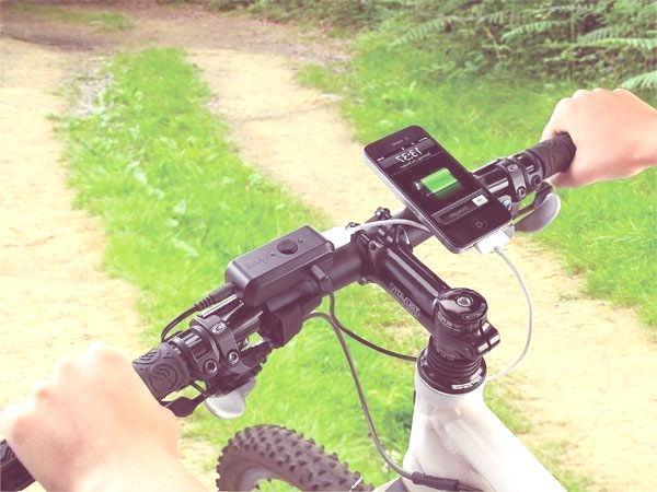Desarrollan un artefacto que optimiza la travesía de ciclistas