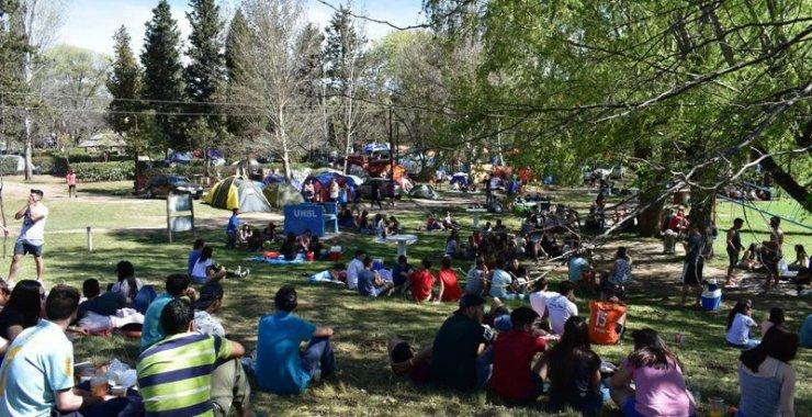 Este año no se realizará el tradicional festejo del Día del Estudiante en el Camping de La Florida