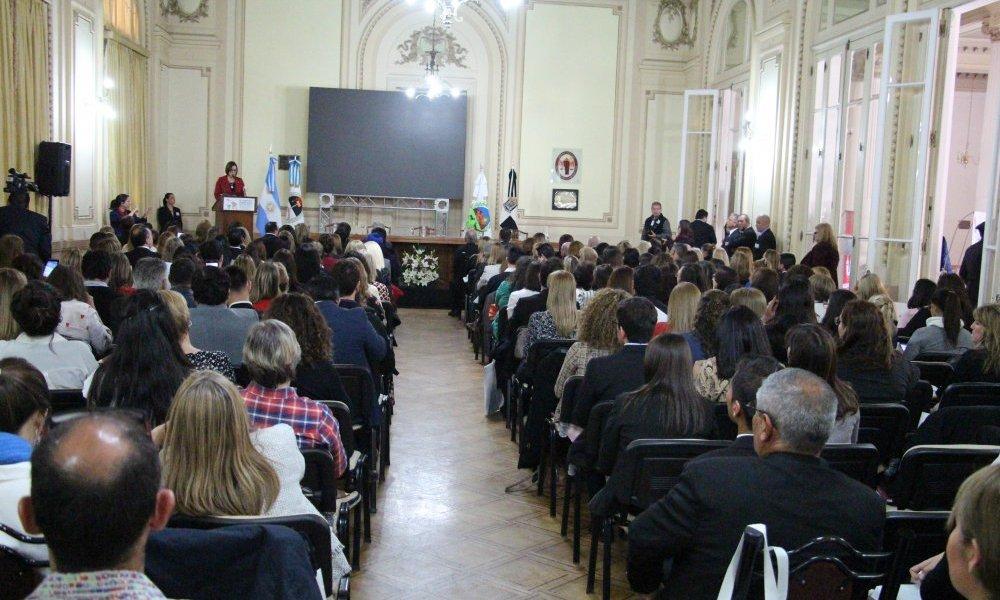 La UNSL es parte del 9º Congreso Iberoamericano de Ceremonial