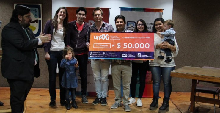 Premiaron a los proyectos ganadores del Concurso de Innovación