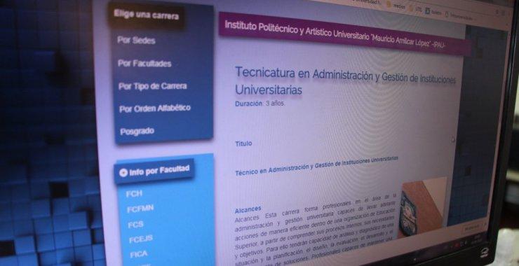 IPAU: Presentación de documentación e inicio del ciclo lectivo