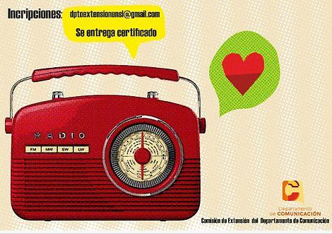 """Inscribite a la jornada """"El futuro de la Radio, Hoy"""""""