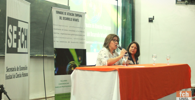 Inauguraron las Jornadas de Atención Temprana del Desarrollo Infantil