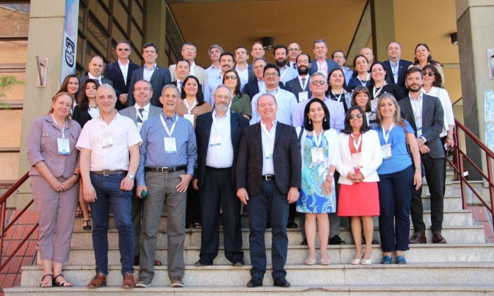 AUGM: Delegados asesores de 32 universidades latinoamericanas en la UNSL