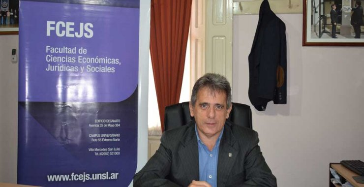 Alumnos de la UNSL podrán acceder a la biblioteca del Poder Judicial