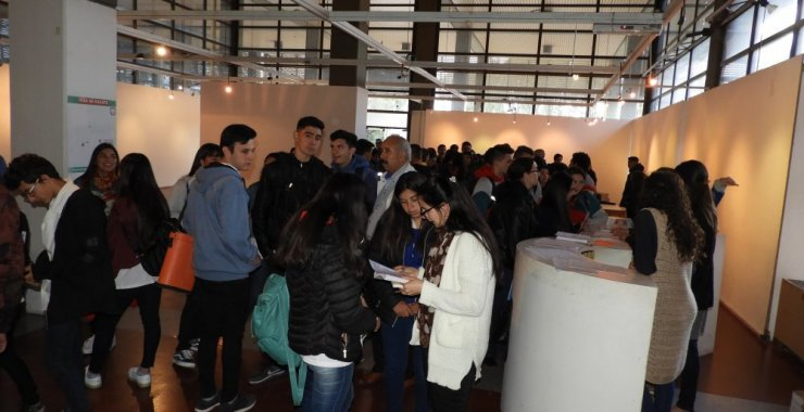 La enseñanza de la Estadística convocó a cientos de estudiantes en la UNSL