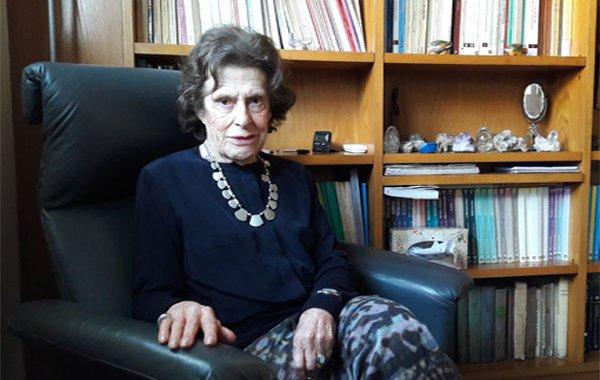 Distinguirán a Janine Puget con el título Doctor Honoris Causa