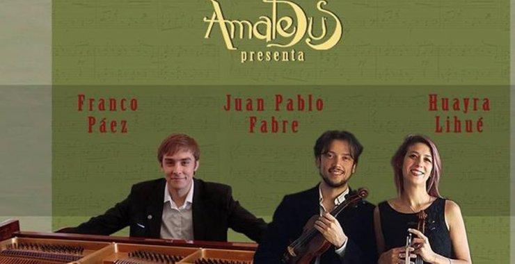 Concierto de Cierre de Temporada de Amadeus