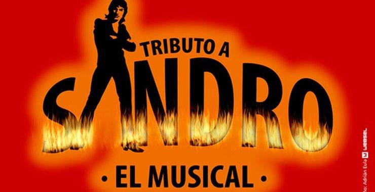 El Musical Tributo a Sandro gira por Cuyo