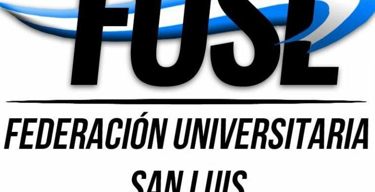 La Federación Universitaria San Luis renovará sus autoridades