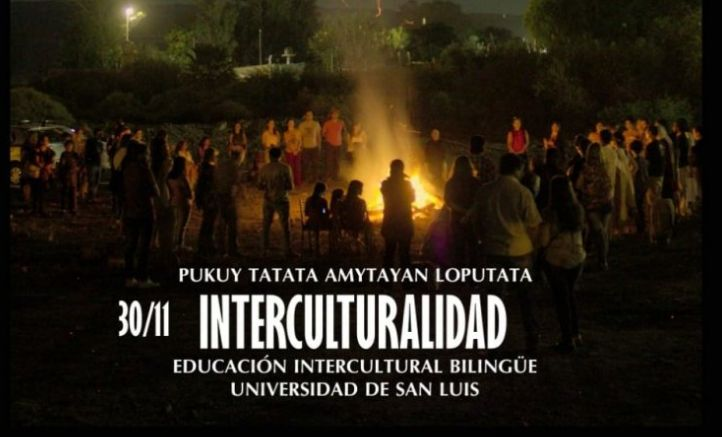 Encuentro entre pueblos originarios y Universidades Nacionales