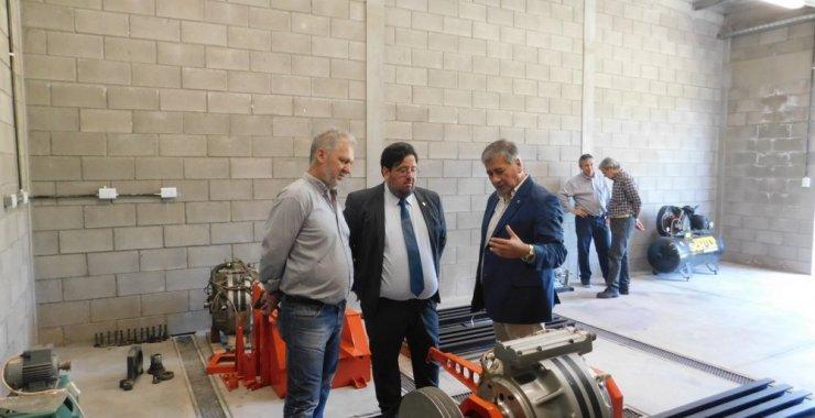 Inauguraron nuevos Laboratorios en el campus universitario de Villa Mercedes