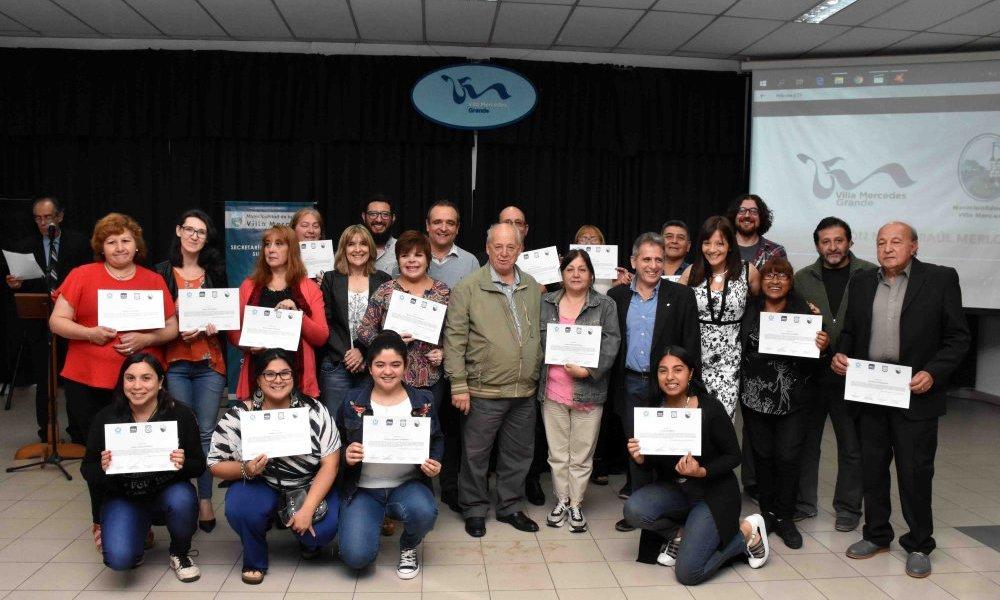 Emprendedores de la economía social y solidaria culminaron su capacitación