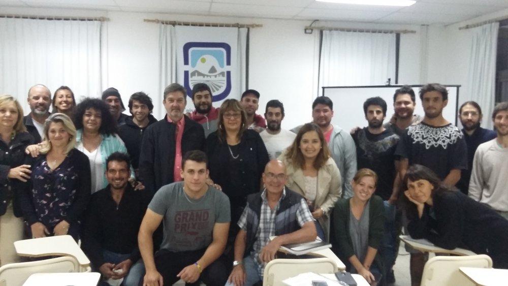 Prestadores de Turismo Activo se capacitan en la UNSL