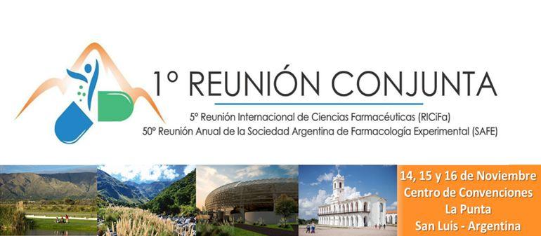 Farmacéuticos del país y del extranjero se reunirán en San Luis