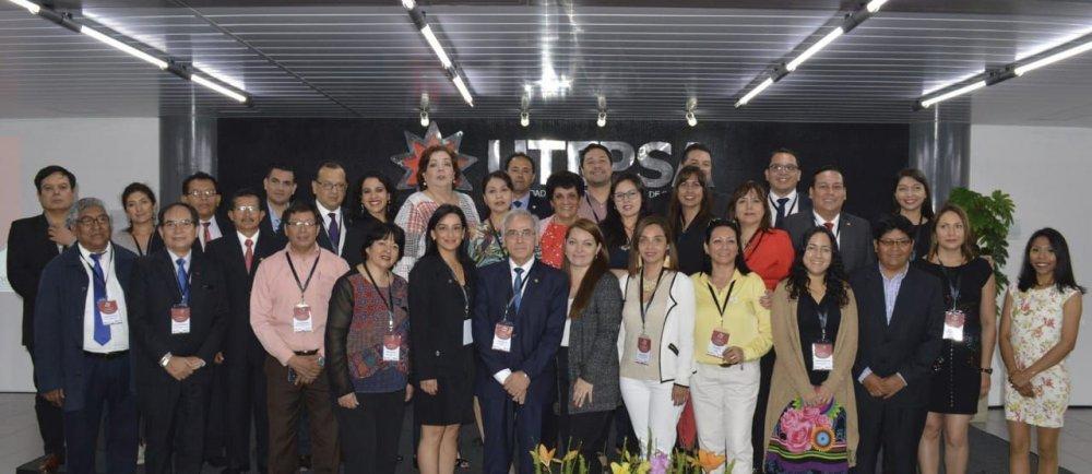 Aprueban a la UNSL como sede de la 43º reunión de CRISCOS