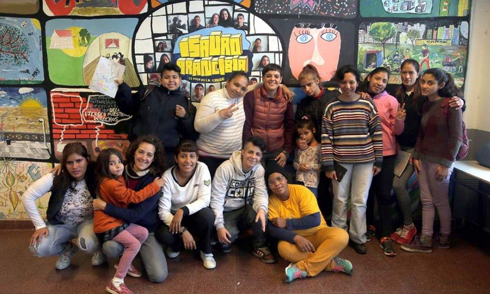 La UNSL recibe a 60 alumnos del Centro Isauro Arancibia