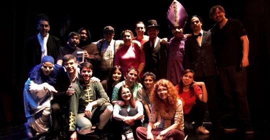 La Reforma por el Elenco Teatral de la UNSJ