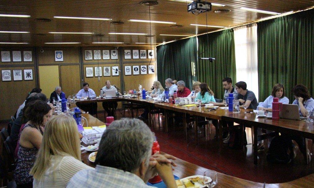 El Consejo Superior aprobó la redacción final del Estatuto Universitario