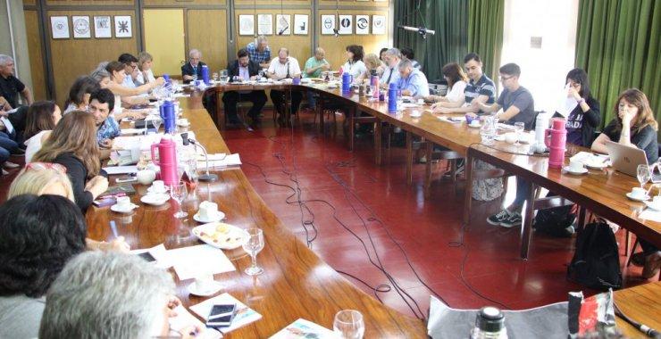 El Consejo Superior se expresó en relación al Congreso de la FUSL