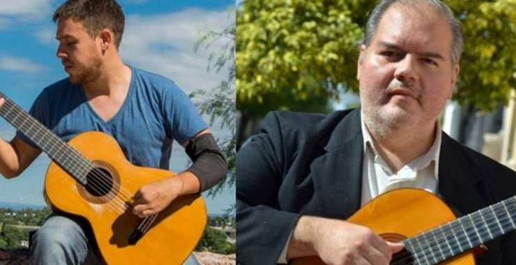 Concierto de Guitarras en Homenaje a Carlos Estrada