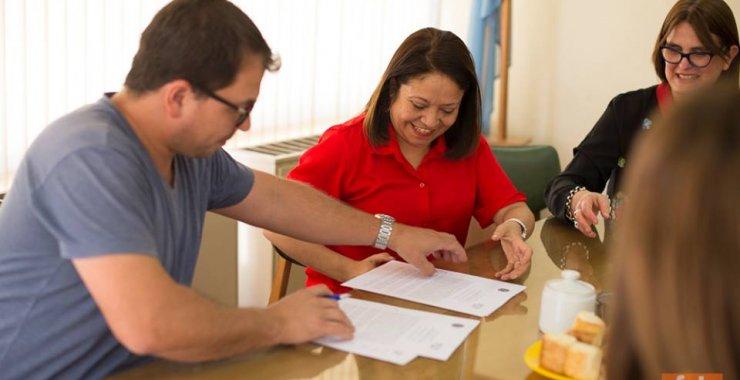 Firman acta complementaria con el Colegio de Psicólogos de San Luis