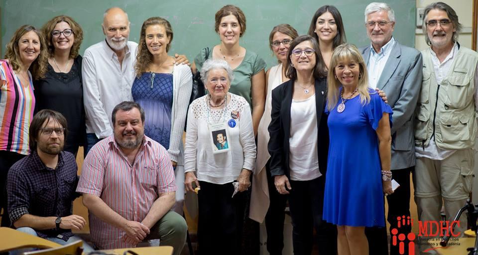 Reconocimiento de CONEAU a la Maestría en Derechos Humanos y Ciudadanía