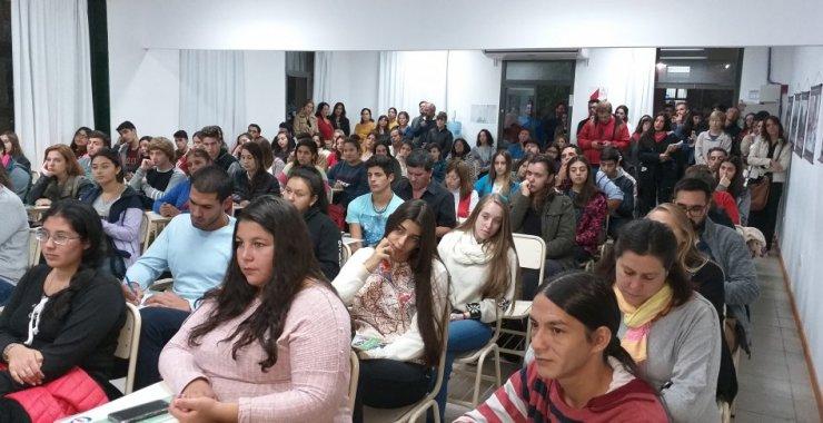 La Facultad de Turismo y Urbanismo recibió a los ingresantes