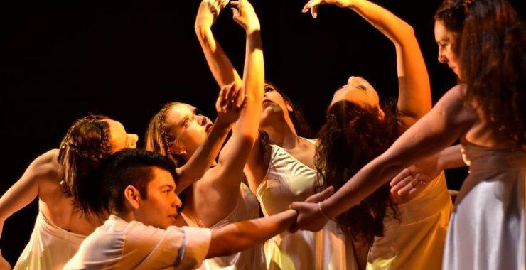 Comienzan los talleres de danzas para toda la comunidad