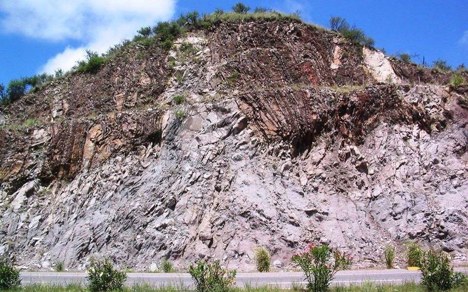 Capacitarán sobre la historia de los paisajes geológicos