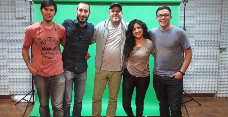 UNSL TV realizó exitosamente su primera capacitación