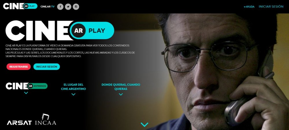 "UNSL TV en ""el Netflix Argentino"""