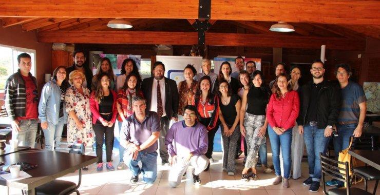 Jóvenes científicos en el Tercer Campamento Investigador Emprendedor