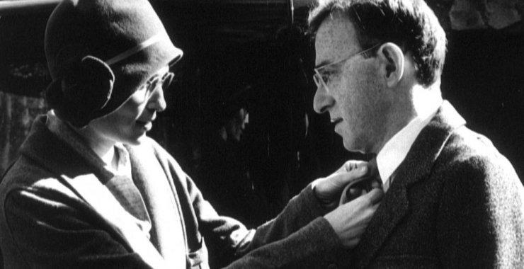 Woody Allen en el Ciclo de Cine y Filosofía