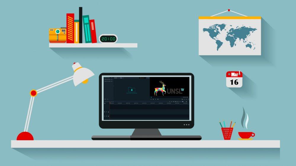 UNSL TV lanza su primera capacitación online y en vivo